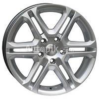Литые диски RS Wheels 789 R15 W6.5 PCD5x100 ET38 DIA57.1 (HS)