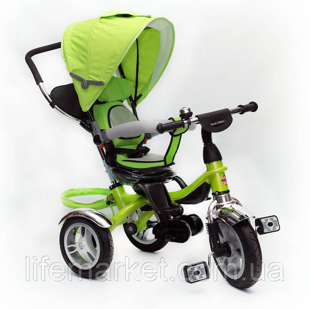 Как не ошибиться в выборе детского трехколесного велосипеда