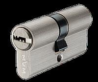Циліндр MVM P6P30/30 60 мм матовий нікель 5 ключів
