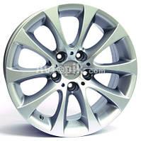 Литые диски WSP Italy BMW (W660) Alicudi R17 W8 PCD5x120 ET34 DIA72.6 (silver)