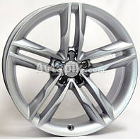 Литые диски WSP Italy Audi (W562) Amalfi R17 W8 PCD5x112 ET40 DIA57.1 (silver)