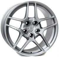 Литые диски WSP Italy Porsche (W1053) Helios R19 W8.5 PCD5x130 ET53 DIA71.6 (silver)