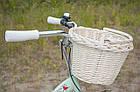 Велосипед VANESSA Vintage 26 mint Польша, фото 8
