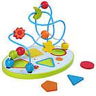 Лабиринт деревянный детский Ecotoys Mula 1024 для детей, фото 2