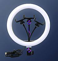 Светодиодная кольцевая лампа Ring Fill Light LC666 Селфи-лампа Led кольцо