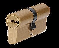Циліндр MVM P6P30/30 60 мм матова латунь 5 ключів