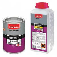 Грунт реактивный NOVOL Protect 340 (1л) + отвердитель (1л)
