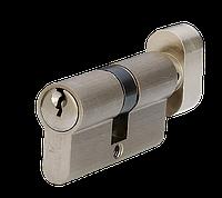 Циліндр MVM P6E30/30T 60 мм матовий нікель 5 ключів