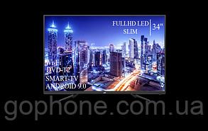 """Телевизор JVC 34"""" Smart-TV/Full HD/DVB-T2/USB Android 9.0, фото 3"""