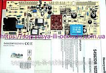 Плата управления Honeywell S4562DM 1022 (ф.у, EU-Е) котлов Ferroli Domina, Domitop, арт. 39807690, к.з. 0512/2