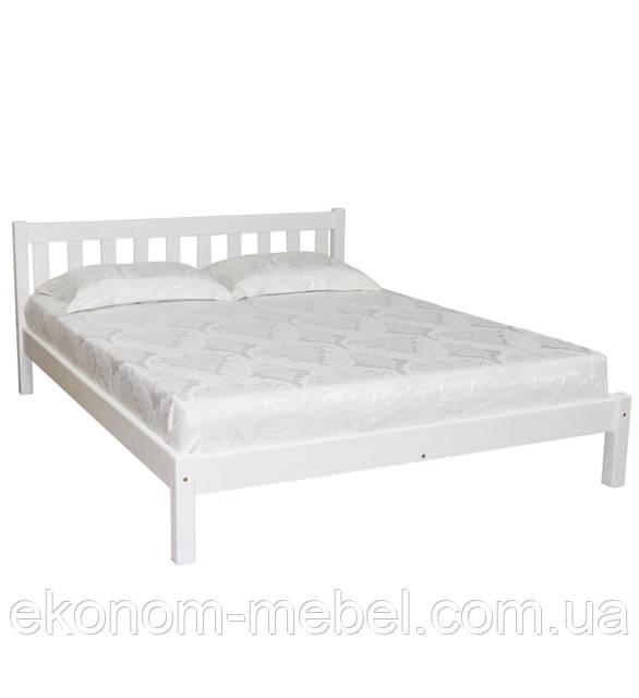 Кровать деревянная Л-249