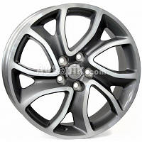 Литые диски WSP Italy Citroen (W3404) Yonne R18 W7 PCD5x114.3 ET38 DIA67.1 (anthracite polished)