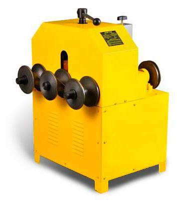 Трубогиб электрический усиленный HHW-76B. Станок трубогибочный 1500 Вт.