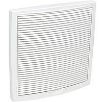 Внешняя вентиляционная решетка 240x240 мм  Зовнішня вентиляційна решітка VILPE
