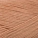 Пряжа для вязания НЬЮ МАСТЕР Италия цвет капучино 7368