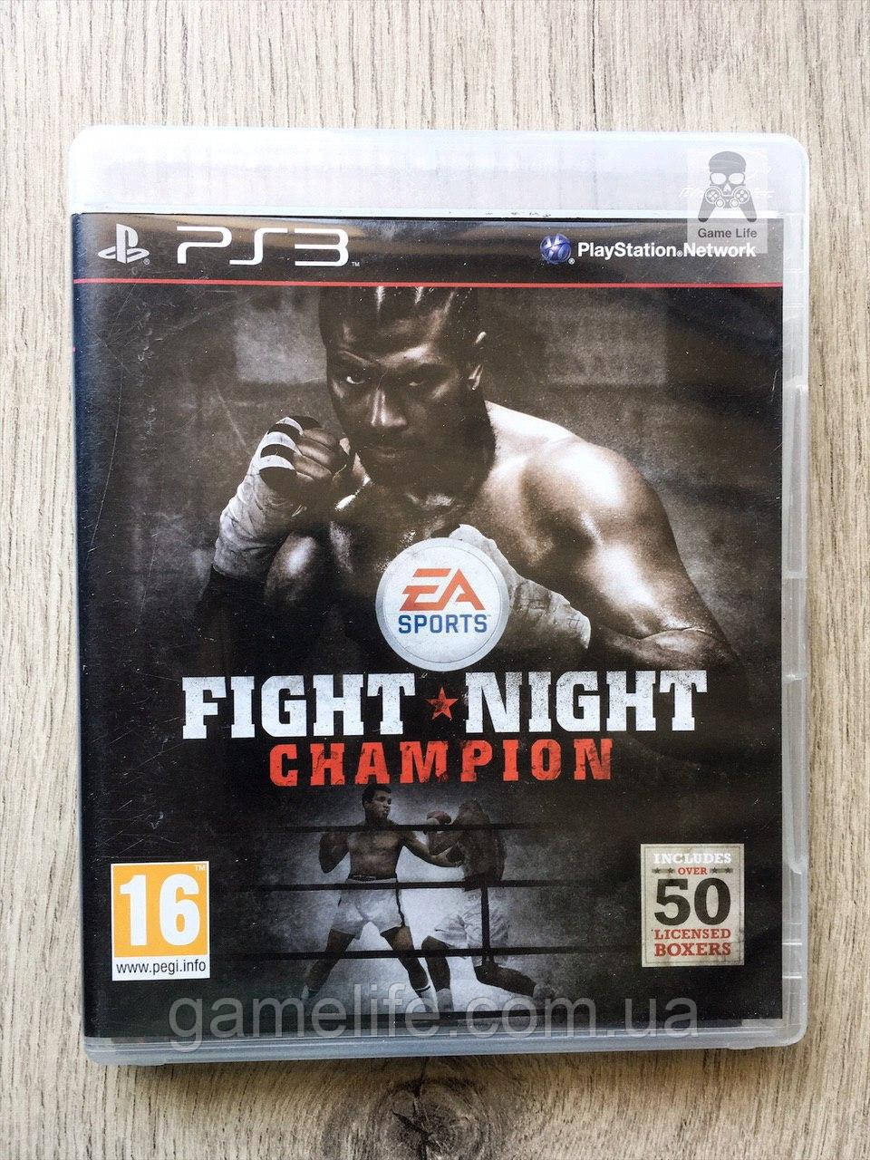 Fight Night Champion (англ.) (б/у) PS3