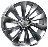 Литые диски WSP Italy Volkswagen (W456) Ginostra/Emmen R16 W6.5 PCD5x112 ET39 DIA57.1 (silver)