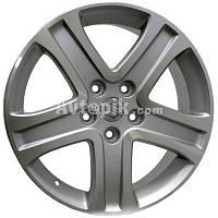 Литые диски Replica Suzuki (SZ224) R16 W6.5 PCD5x114.3 ET45 DIA60.1 (silver polished)