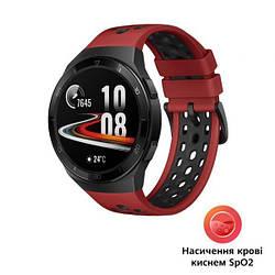 Смарт-часы Huawei Watch GT 2e Lava Red Hector-B19R SpO2 (55025274)