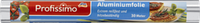 Profissimo Alufolie Nachfüllrolle, 9 qm - Фольга пищевая алюминиевая, 30 м