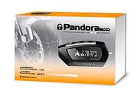 Мото сигнализация с автозапуском Pandora DX-42 moto