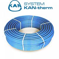 Трубы для теплого пола  KAN-THERM 16Х2.0 PE-RT BLUE FLOOR с кислородным барьером