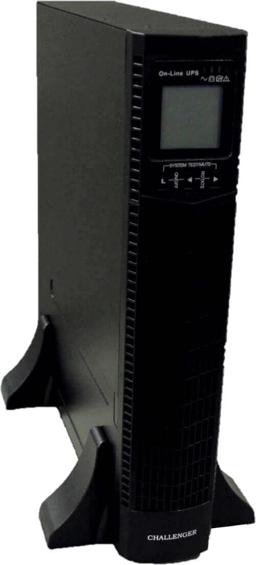 ИБП с двойным преобразованием 900 Вт 72 В Challenger HomePro RT1000-S - On-Line