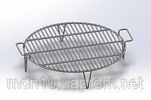 Решетка барбекю для костровой чаши