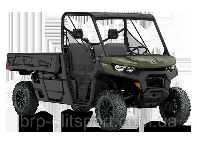 Traxter PRO DPS HD10 Green (82hp) (2020)