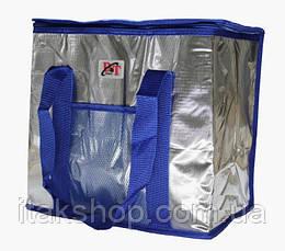 Сумка-холодильник DT-4250 (36 х 32 х 22 см) Термосумка 26л, фото 2
