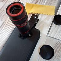 Телескоп для мобильного телефона (Живые фото)