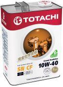 Моторное масло 10W-40 Totachi Eco Gasoline 4л