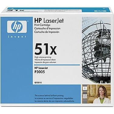 Картридж  HP 51X Black Max Q7551X новий, оригинал