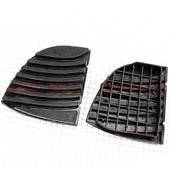"""Накладки резиновык к-кт (Viper 10,5"""") для гироборда"""
