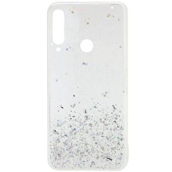 TPU чехол Star Glitter для Huawei Y6p