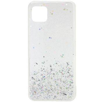 TPU чехол Star Glitter для Huawei Y5p