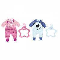 Одежда для куклы BABY BORN - СТИЛЬНЫЙ КОМБИНЕЗОН (2 в ассорт.) Zapf 824566