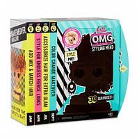 """Кукла-манекен L.O.L SURPRISE! серии """"O.M.G."""" - КОРОЛЕВА ПЧЕЛКА (с аксессуарами) 566229"""