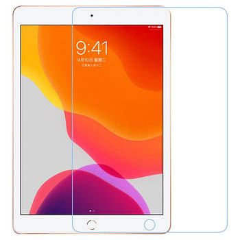 """Защитное стекло Ultra Plus 0.33mm (в упаковке) для Apple iPad 10.2"""" (2019)"""