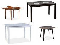Деревянные столы модерн