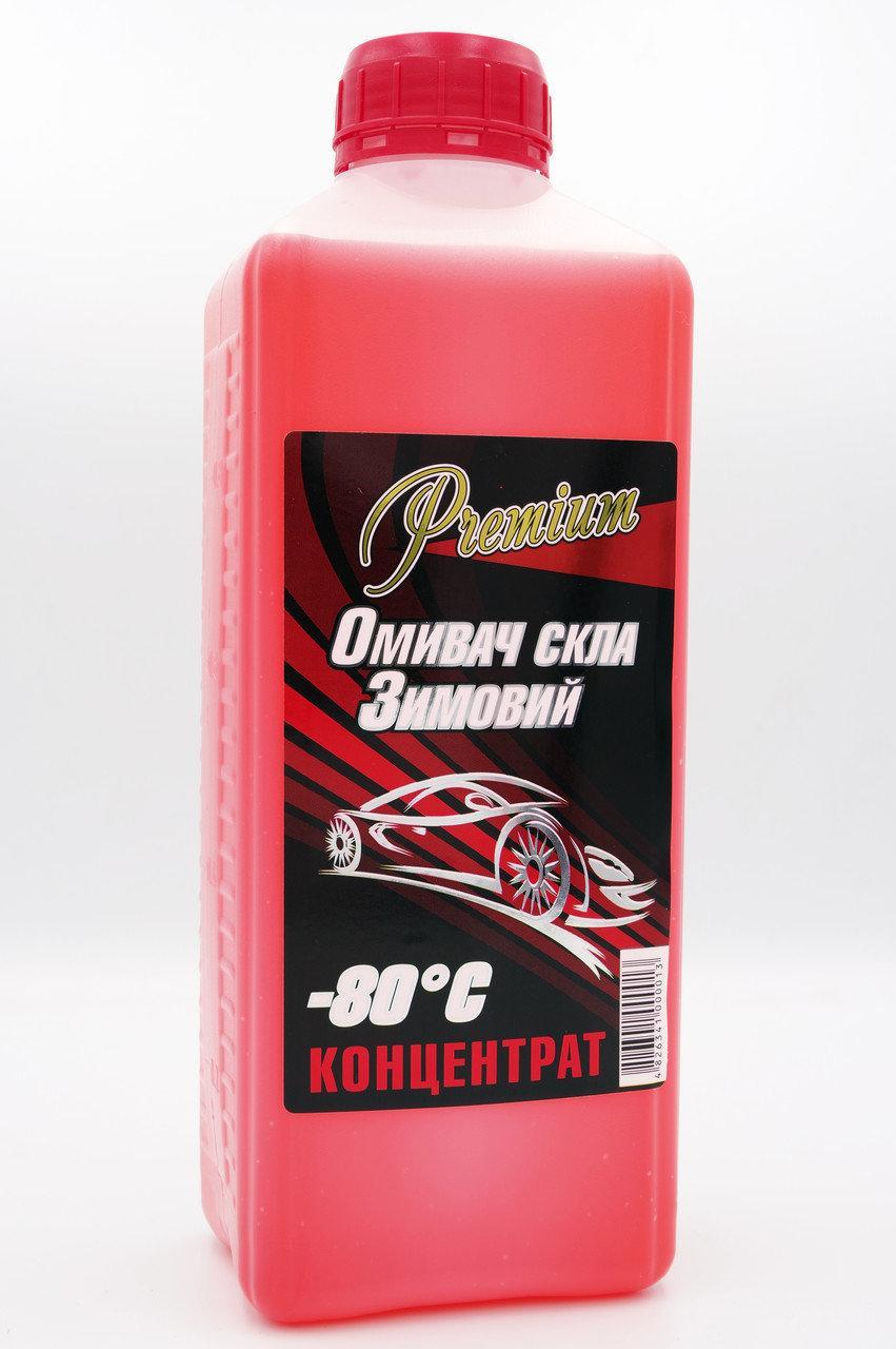 Омыватель стекла концентрат -80°С 1л TM Premium