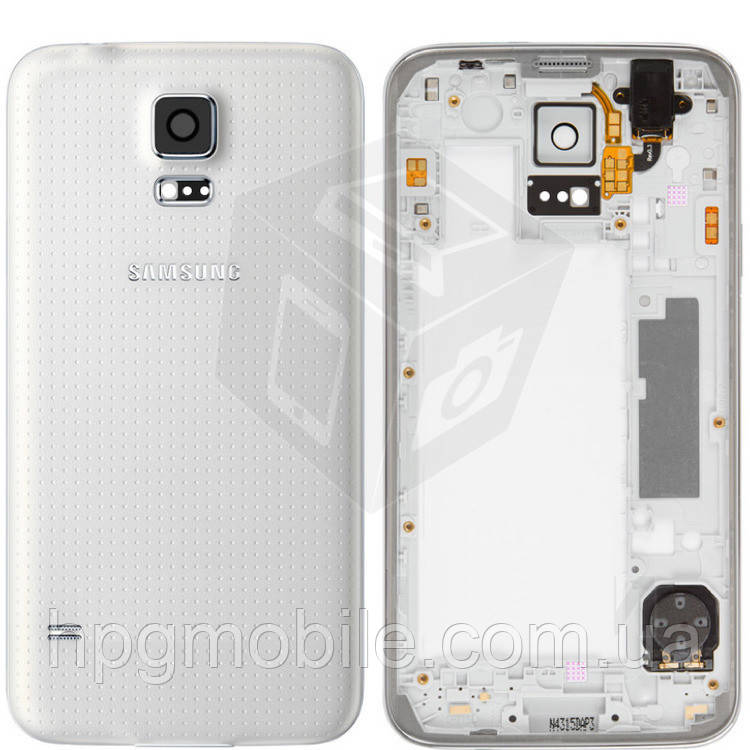 Корпус для Samsung Galaxy S5 G900, белый