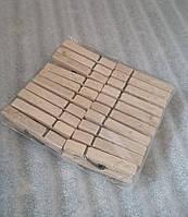 Прищепка бельевая деревянная (20 шт)