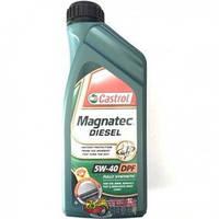 Масло моторное дизельное CASTROL MAGNATEC DIESEL 5W-40 DPF 1L