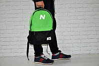 Рюкзак школьный, спортивный рюкзак. Рюкзак в стиле New Balance