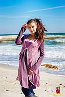 Платье нарядное для будущих мам