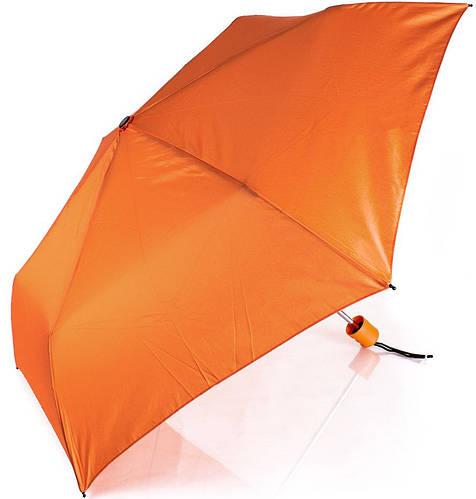 Зонт женский механический компактный облегченный FARE (ФАРЕ), оранжевый, FARE5053-8