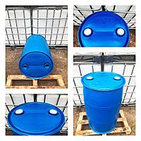 Бочки пластиковые на две горловины 200 литров (Чистые), фото 1