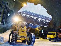 Уборка снега техникой круглосуточно, фото 1