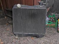 Радиатор охлаждения медный Москвич ИЖ 412 2140